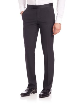 Modern Wool Tuxedo Pants Saks Fifth Avenue