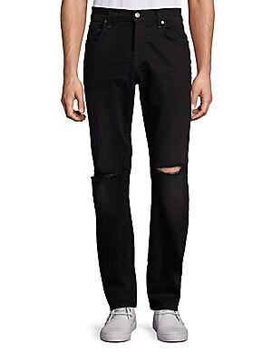 Straight Slim Straight Jeans