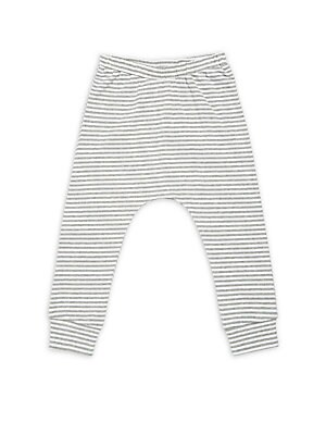 Little Boy's & Boy's Striped Capri Pants