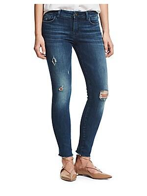 Jeanși de damă DL 1961 PREMIUM DENIM Margaux
