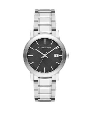 Stainless Steel Watch Burberry