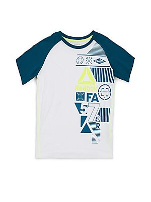 Boy's Line True Roundneck Tee
