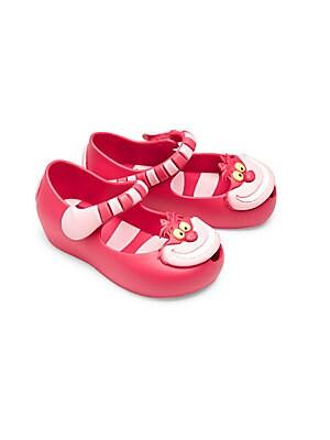 Baby's & Girl's Ultragirl Alice In Wonderland Flats