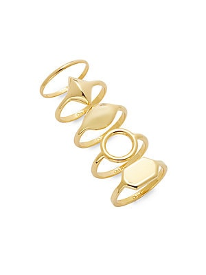 Harlow Stackable Rings