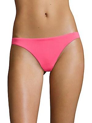 Tamarindo Solid Bikini Bottom