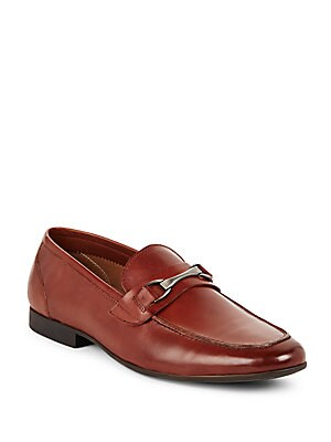 Lucian Leather Penny Loafers
