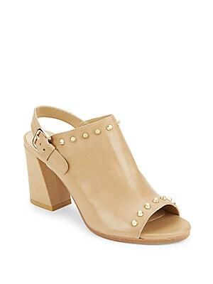 Commodor Block Heel Sandals