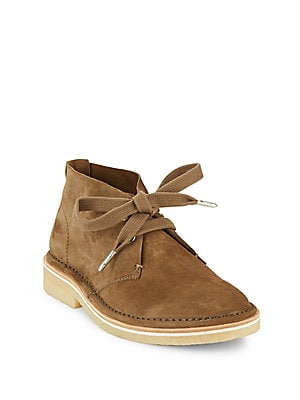 Gea Lace-Up Booties