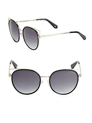 55MM Full-Rim Sunglasses