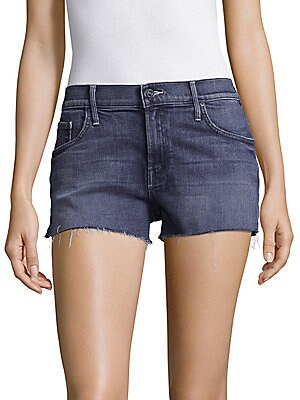 Teaser Denim Shorts