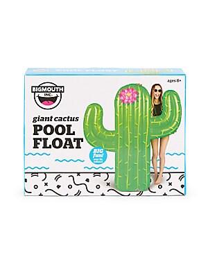 Giant Cactus Pool Float