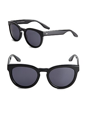 52MM Solid Sunglasses