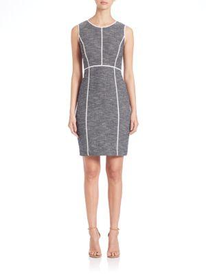Mariana Tweed Dress