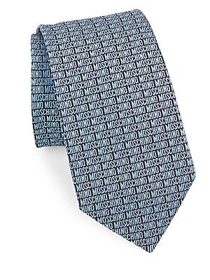 Signature Silk Tie