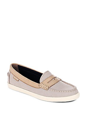 Nantucket Mixed Media Loafers