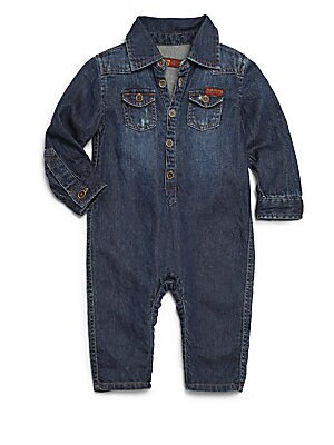 Baby's Chambray Coverall
