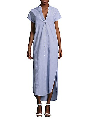 Kim Cotton Cover-Up Dress
