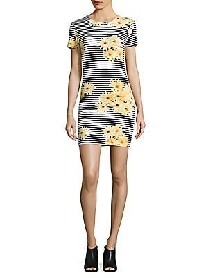 Sunflower Striped Dress