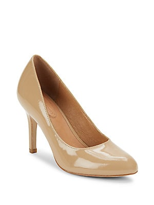 Intrigue Patent Leather Pumps