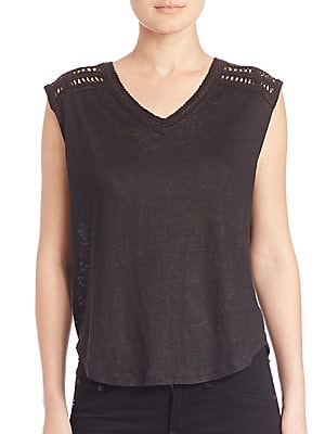 Renee Crochet Bank Tank