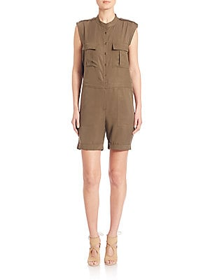 Urban Jungle Banks Cargo Romper