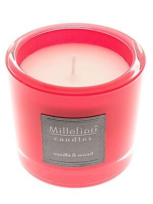 Vanilla & Sandalwood Jar Candle
