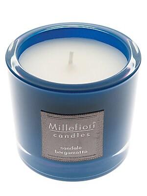 Sandalwood & Bergamot Jar Candle