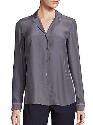 Alicia Silk Blouse