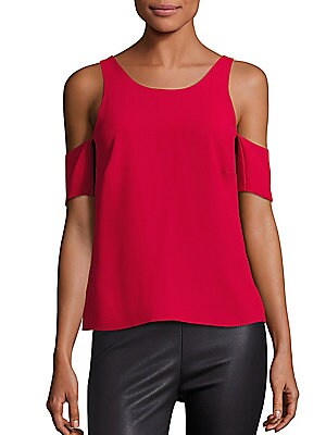 Emmett Open Shoulder Top