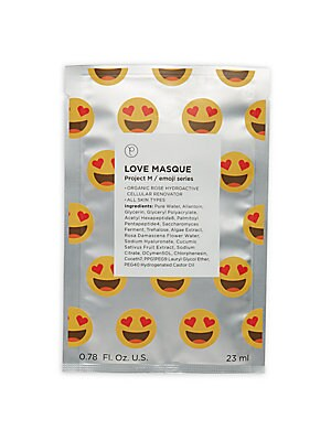 Emoji Love Mask