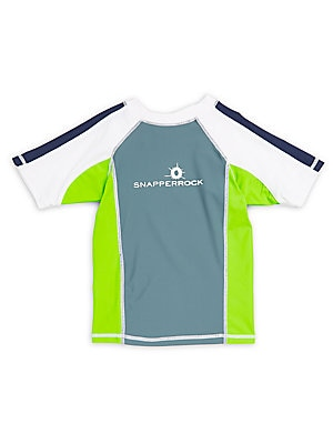 Little Boy's & Boy's Colorblock Raglan Tee