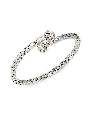 Click here for Diamond & 18K White Gold Bracelet prices