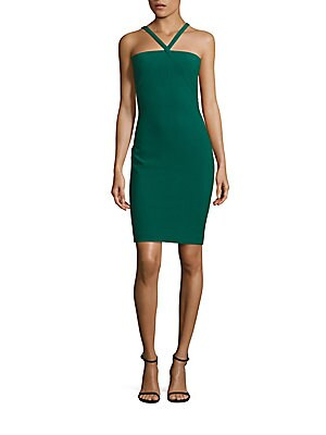 Bridgeport Solid Dress