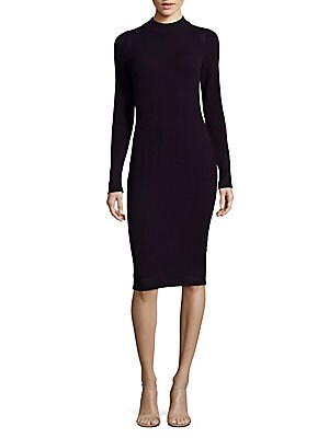 Kenza Cashmere Sweater Dress
