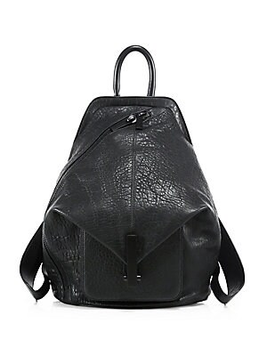 Koenji Leather Backpack