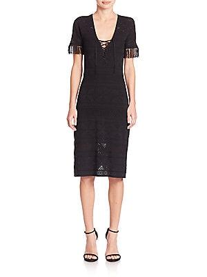 Trevi A-Line Dress