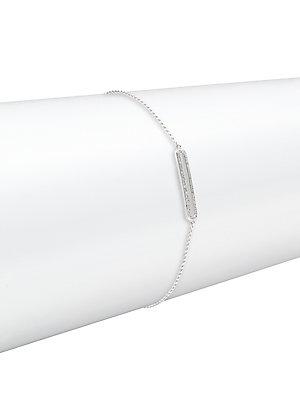 Click here for Brilliant Diamond & 14K White Gold Bracelet prices