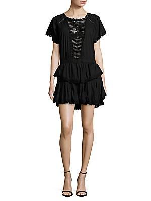 Carla Crochet Dress