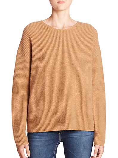 Cheap Deals Theory Woman Cashmere Sweater Tan Size L Theory Clearance Official Site TMqW6