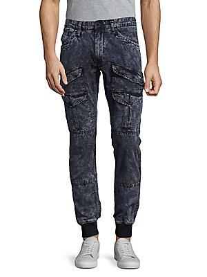 Astronaut Cotton Pants