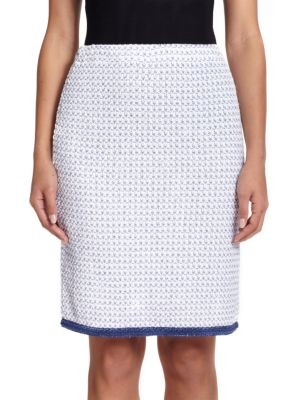 Jacquard Skirt Stizzoli