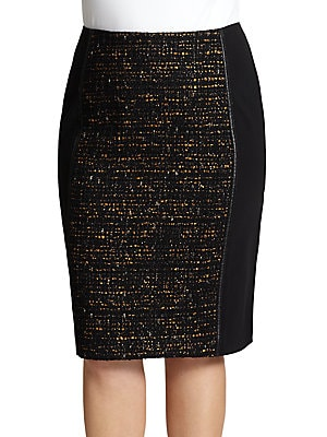 Christina Tweed Skirt