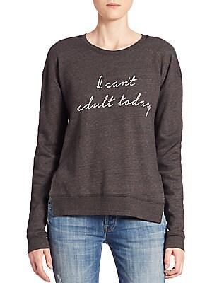 Tyler Jacobs x Feel The Piece Jolie Graphic Sweatshirt