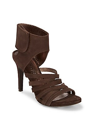 Sanna Strappy Leather Sandals