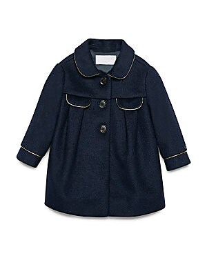 Baby's Wool/Cashmere Coat