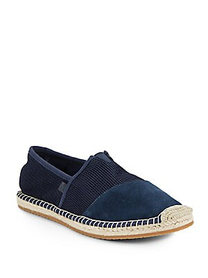 Allen Espadrille Slip-On Shoes