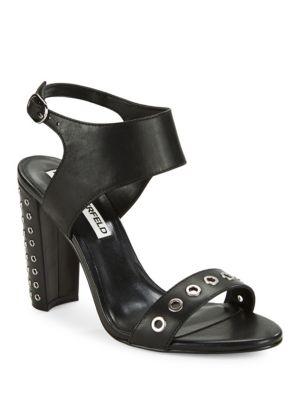 Leola Grommet-Accented Sandals Karl Lagerfeld