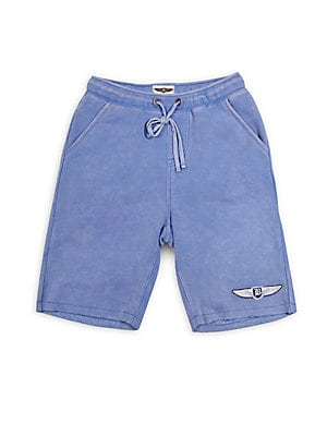 Little Boy's & Boy's Fleece Shorts