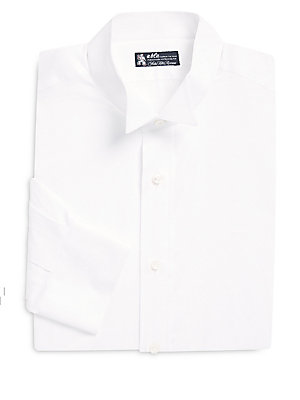 abla male classic fit solid cotton casual shirt