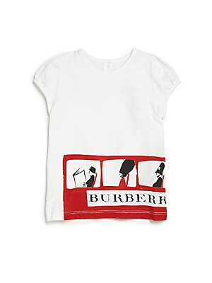 Little Girl's Graphic Tee
